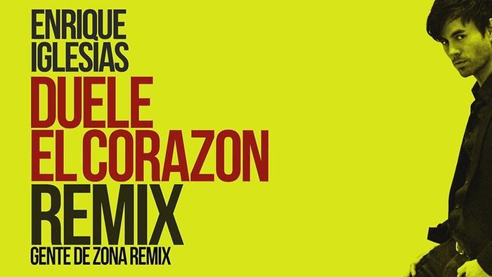 DUELE EL CORAZON Remix Lyric Video