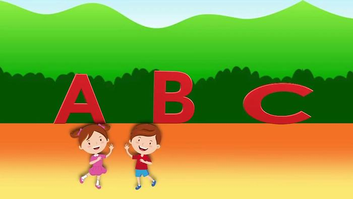 The ABCD Song  Alphabets For Kids