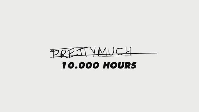 10000 Hours Audio