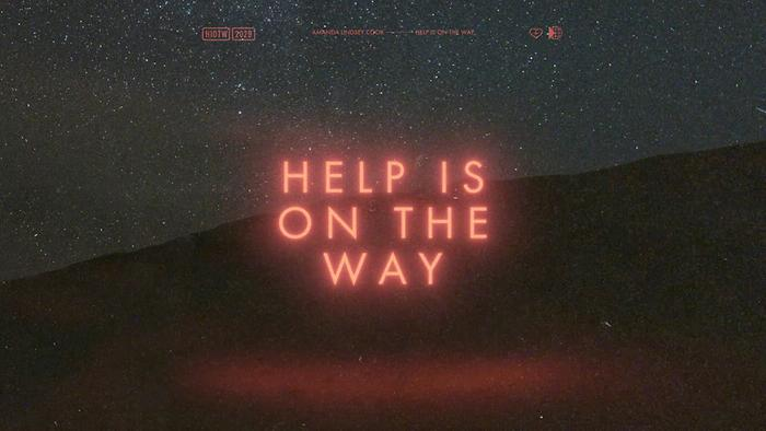 Help Is On The Way Official Lyric Video