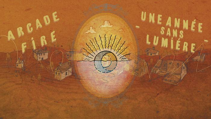 Une Annee Sans Lumiere Official Audio