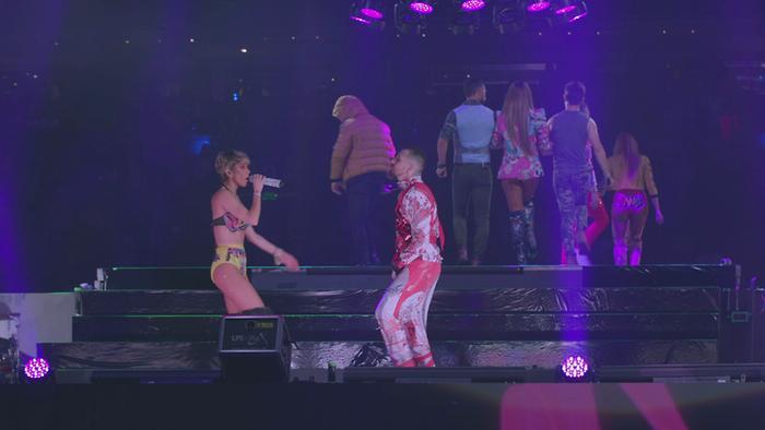 Corazón Confidente Versión Cumbia En Vivo  90s Pop Tour Vol 3