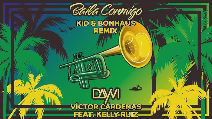 Baila Conmigo KID  Bonhaus Remix Cover Audio