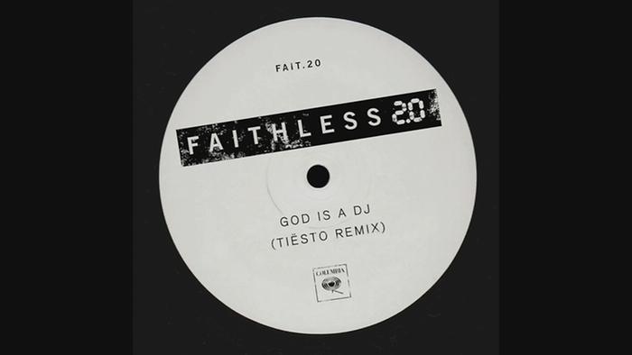 God Is a DJ 20 Tiësto Remix