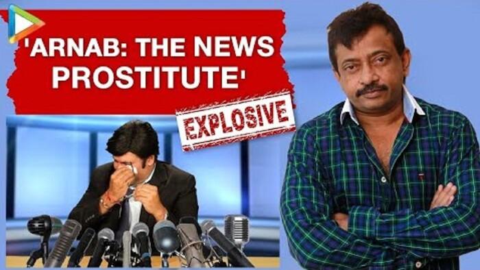 Movie On Arnab Goswami