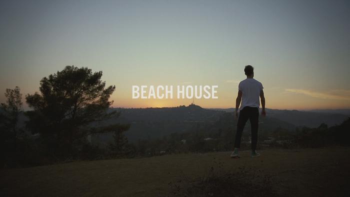 Beach House Lyric Video