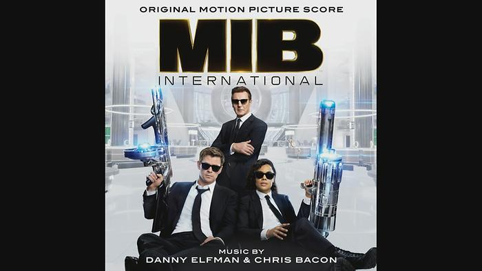 End Credits from Men in Black International Soundtrack
