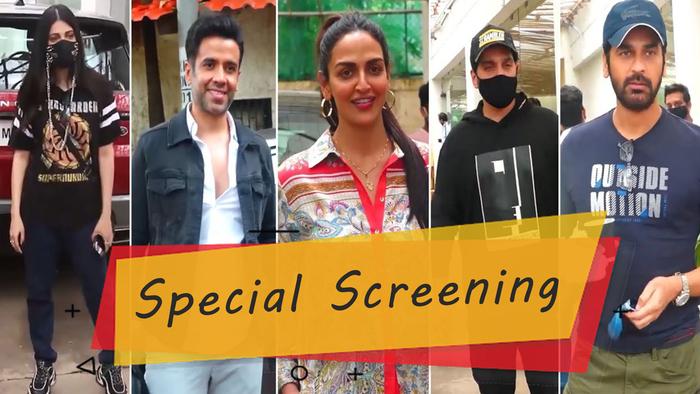 Special Screening Of Movie Ek Duaa With Starcast