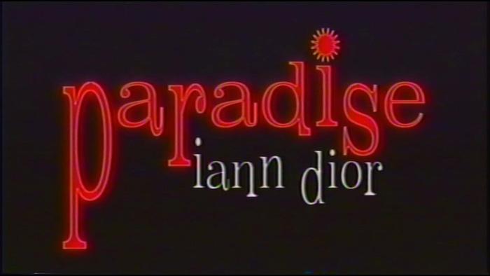 Paradise Lyric Video