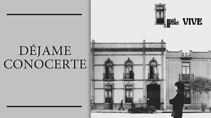 Déjame Conocerte Cover Audio