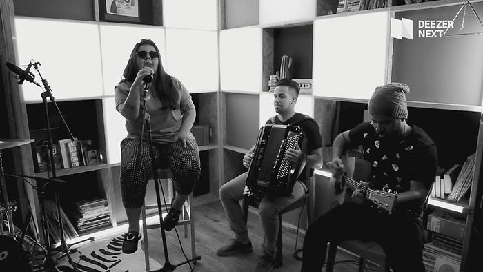 Príncipe Encantado Traição é Só um Detalhe  Deezer Next Live Session Gravado na Deezer São Paulo