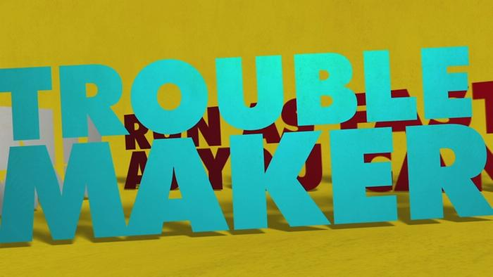 Troublemaker Lyric Video