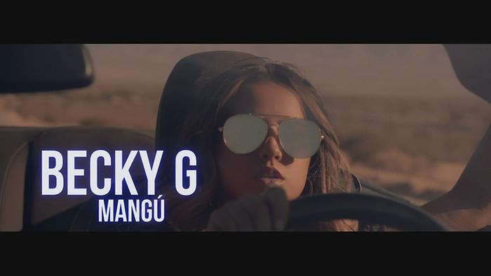 Behind The Music with Becky MANGU
