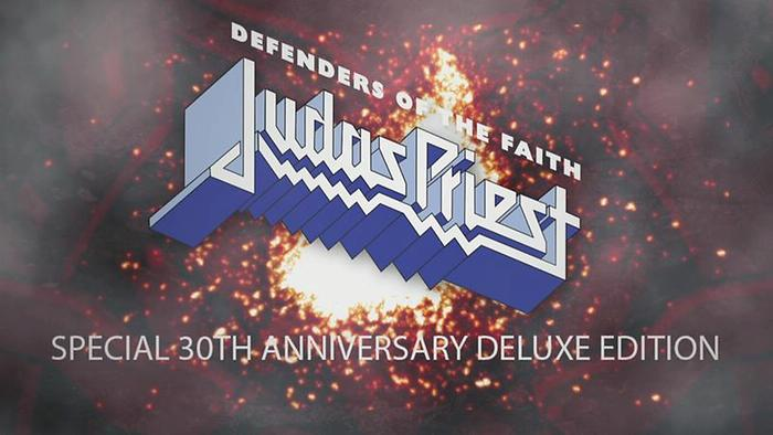 Judas Priest  Defenders Of The Faith  30th Anniversary Edition  Tom Allom