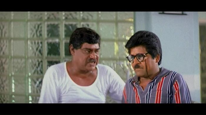 Kota Srinivas Rao Ali Crazy Comedy Scene