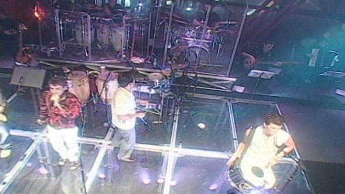 Esperando Na Janela Live from Casa Das Caldeiras Sao Paulo Brazil2005
