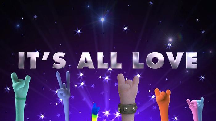 Its All Love Lyric Video