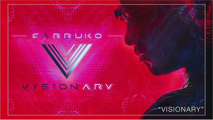 Visionary Cover Audio