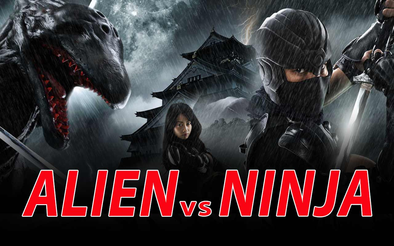 Alien vs. Ninja- Sushi Typhoon (Hindi)