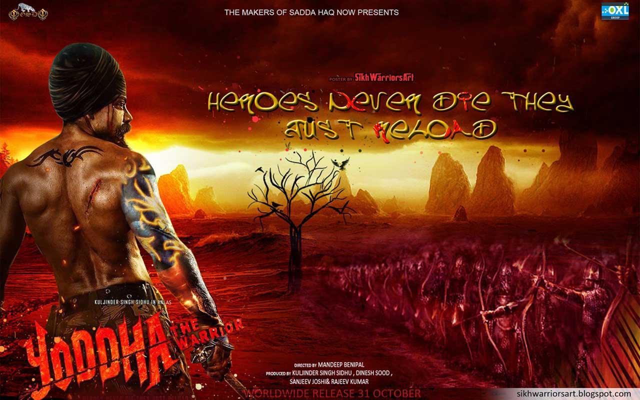 Yoddha The Warrior