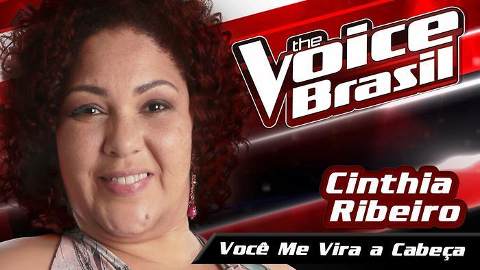 Você Me Vira A Cabeça Me Tira Do Sério The Voice Brasil 2016  Audio