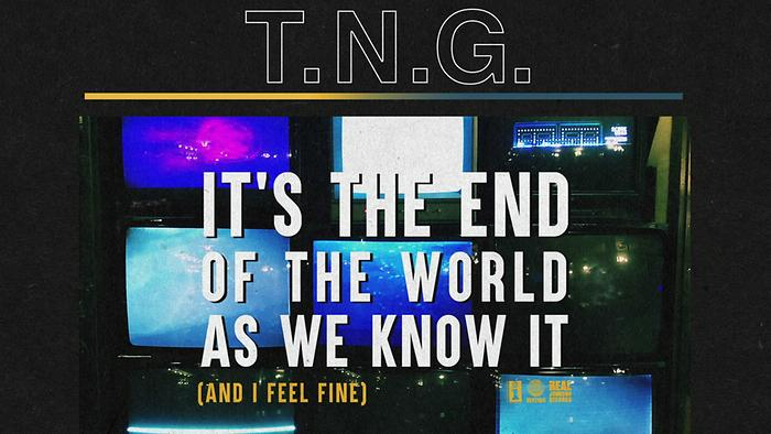 It's The End of The World As We Know It And I Feel Fine Audio