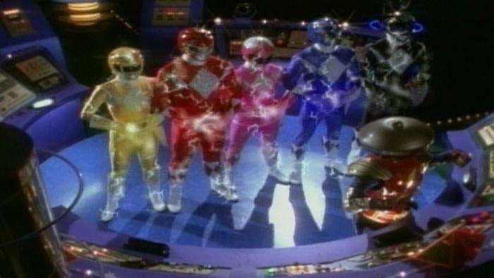 Power Rangers Video