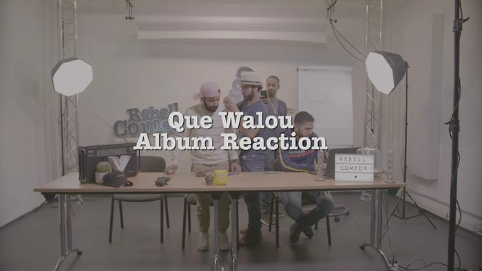 Reaction Video Que Walou Teil 2