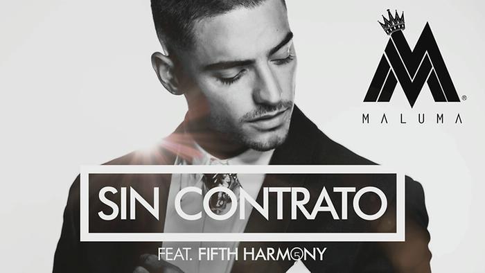 Sin Contrato Cover Audio