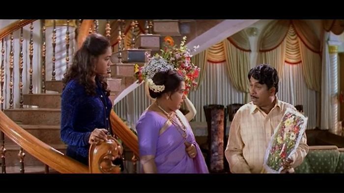 Brahmanandam Telangana Sakuntala Funny Scene