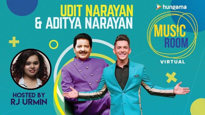 Music Room  Udit  Aditya Narayan