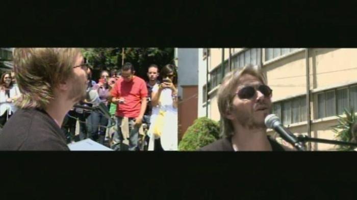 Te Amo Sesiones Callejeras Â¡Tunes Video