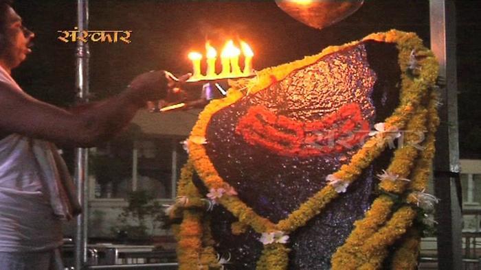 Suryaputro Dirghdehi Vishalaksha Shri Shani Rog Niwarka Mantra