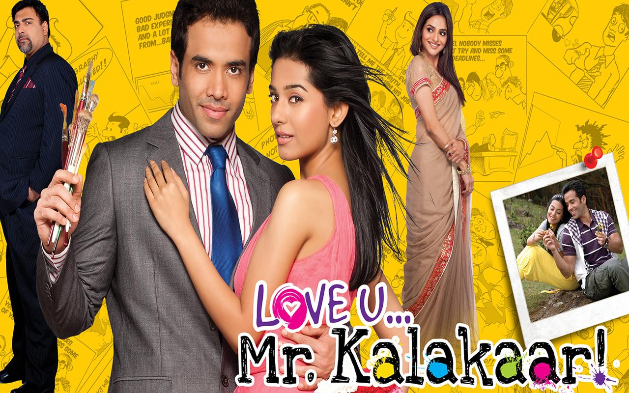 Love U... Mr. Kalakaar!