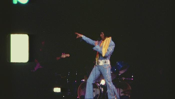 Suspicious Minds Prince From Another Planet Live at Madison Square Garden 1972