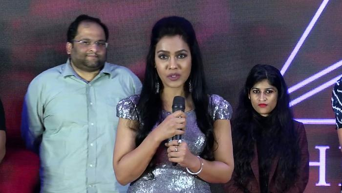 Trishna Mukherjee Speech At Madha Movie Pre Release Event