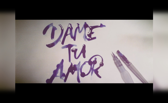Dame Tu Amor Lyric Video
