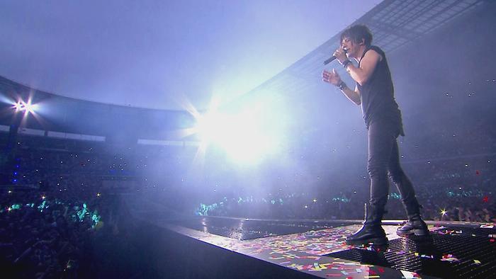 Jai demandé à la lune Black City Concerts au Stade de France 2014
