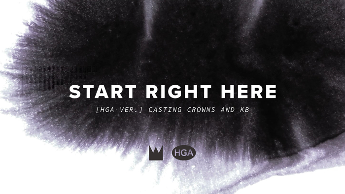 Start Right Here HGA Version Official Lyric Video