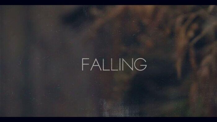 Falling Lyric Video