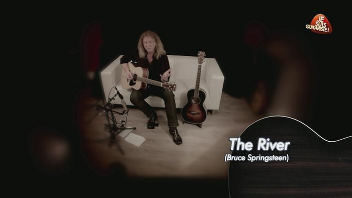 The River rendu célèbre par Bruce Springsteen