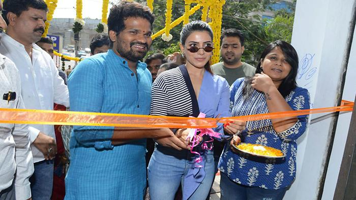 Samantha Launches Healthy Way Restaurant