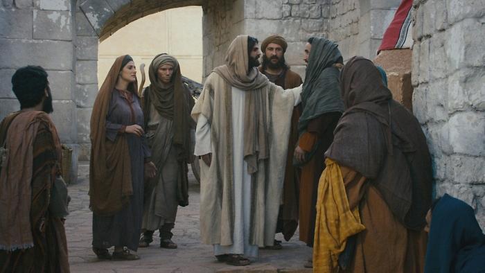 Aimezvous les uns les autres Jésus de Nazareth à Jérusalem Clip officiel Official Music Video
