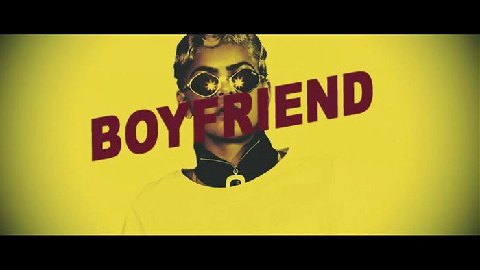 Boyfriend Lyric Video