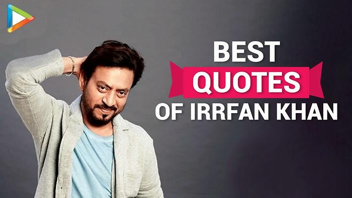 Download Irrfan Khan Quotes Video Song From Irrfan Khan Special Video Songs Hungama