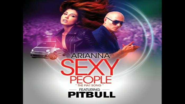 Sexy People The Fiat Song Audio