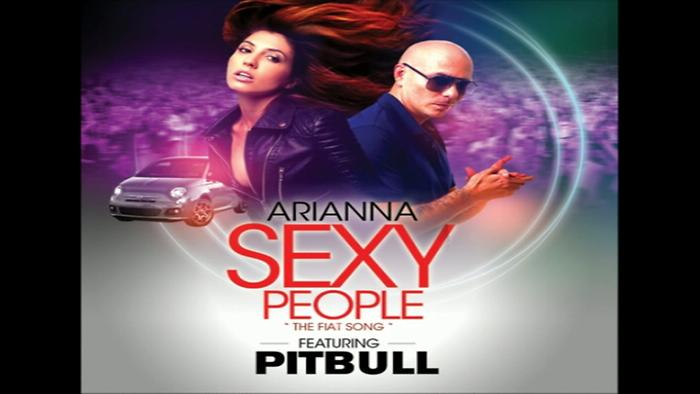 Sexy People The Fiat Song Panic City Remix Audio