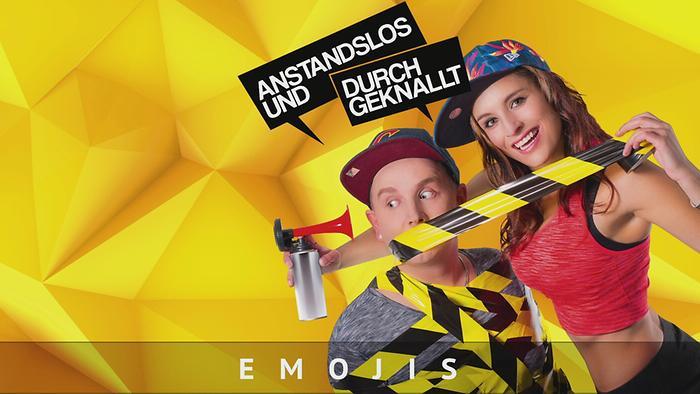 Emojis Cover Art Video
