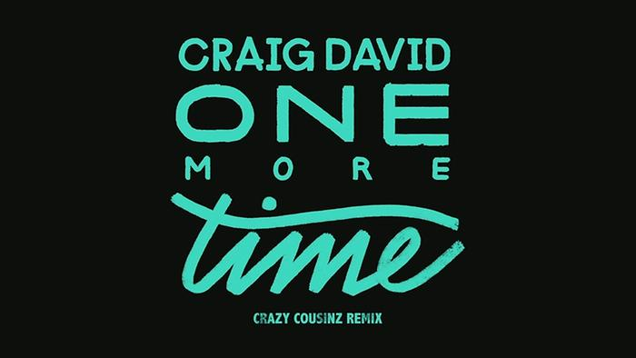 One More Time Crazy Cousinz Remix Audio