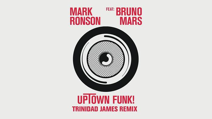 Uptown Funk Trinidad James Remix Official Audio